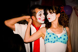 Brent and Corina of Jivemecrazy Modern Jive Dance School Newcastle